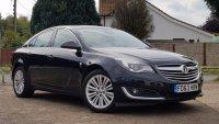 Vauxhall Insignia 2.0 CDTi [140] ecoFLEX SE 5dr [Start Stop]