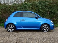 Fiat 500 1.2 S 2dr Convertible