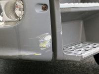 Mercedes-Benz Atego 1224L SLP LD demount chassis