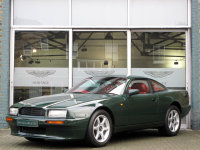 Aston Martin Virage - Works Upgrades