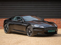 Aston Martin DBS - Carbon Black Edition
