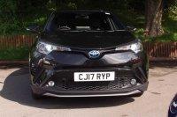 Toyota C-hr 1.8 (122bhp) Excel