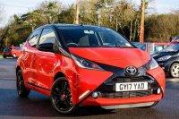 Toyota Aygo 1.0 VVT-i x-cite 4 (Bi-tone Red)