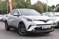 Toyota C-hr 1.2 T (115bhp) Excel (AWD)