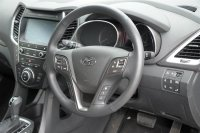 Hyundai Santa Fe 2.2 CRDi (200ps) 4WD Wiggins Ed Blue Drive ISG 7s
