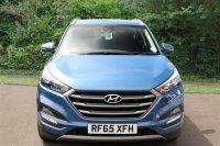Hyundai Tucson 1.7 CRDI Blue Drive SE NAV 2WD