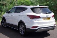 Hyundai Santa Fe 2.2 CRDi (200ps) 4WD Premium SE Blue Drive 7 Seats