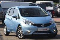Nissan Note 1.5dci (90ps) Acenta Premium