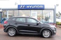 Hyundai Tucson 2.0 CRDi SE Nav 4WD