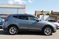 Hyundai Santa Fe 2.2 CRDi (200ps) 4WD Premium Blue Drive (7 Seats)