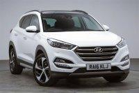 Hyundai Tucson 2.0D Premium SE 4WD