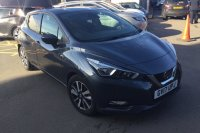 Nissan Micra 1.5dCi 90 N-Connecta