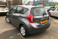 Nissan Note 1.5dci (90ps) Visia
