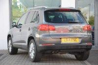 Volkswagen Tiguan 2.0TDI (140PS) 4WD Match BlueMotion DSG