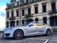 Maserati Quattroporte DV6 GranSport