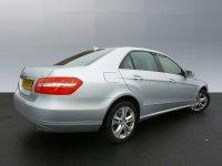 MERCEDES-BENZ E-CLASS E350 CDI BlueEFFICIENCY Avantgarde 4dr Tip Auto