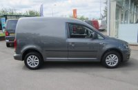VOLKSWAGEN CADDY 2.0 TDI BlueMotion Tech 102PS Highline Van