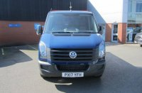 VOLKSWAGEN CRAFTER CHASSIS CAB ETG TIPPER