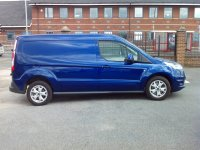 FORD TRANSIT CONNECT 1.6 TDCi 115ps Limited Van