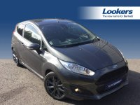 FORD FIESTA 1.0 EcoBoost 125 ST-Lin