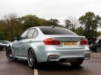 BMW M3 Saloon Competition Package