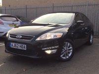 FORD MONDEO 1.6 TDCi Eco Zetec 5dr [Start Stop]