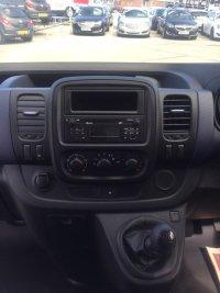 VAUXHALL VIVARO 2700 1.6CDTI 115PS H1 Van