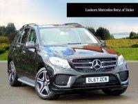 MERCEDES-BENZ GLE-CLASS GLE 350d 4Matic AMG Line Prem Plus 5dr 9G-Tronic