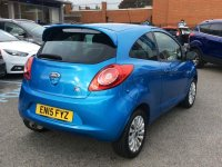 FORD KA 1.2 Zetec 3dr [Start Stop]