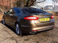 FORD MONDEO VIGNALE 2.0 TDCi 180 4dr Powershift
