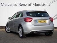 MERCEDES-BENZ A-CLASS A180d Sport Premium 5dr Auto