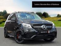 MERCEDES-BENZ GLE-CLASS GLE 63 S 4Matic Premium 5dr 7G-Tronic