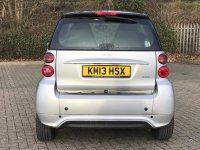 SMART FORTWO COUPE Passion mhd 2dr Softouch Auto [2010]