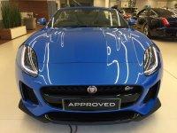 JAGUAR F-TYPE 5.0 Supercharged V8 SVR 2dr Auto AWD