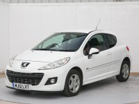 Used Peugeot 207 Taggarts Group