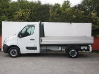 VAUXHALL MOVANO 2.3 CDTI H1 Dropside 125ps
