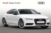 AUDI A7 SPORTBACK 3.0 TDI quattro Black Edition 272PS
