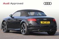 AUDI TT 2.0 TDI quattro Black Edition (184PS)