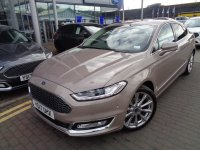 FORD MONDEO VIGNALE 2.0 TDCi 210 4dr Powershift