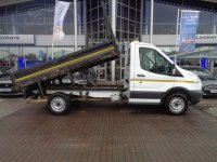 FORD TRANSIT 2.2 TDCi 125ps Chassis Cab