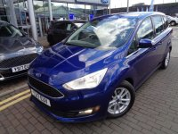FORD GRAND C-MAX 1.5 TDCi Zetec Navigation 5dr Powershift