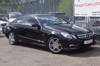 Mercedes-Benz E Class E350 Coupe 3.0CDi BluEff 231 Sport 7GT