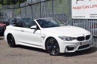 BMW 4 Series M4 Convertible 3.0 Bi T 431 SS DCT Auto7