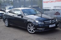 Mercedes-Benz C Class C220 Coupe 2.1CDi BluEff 170 SS AMG Sport Edition 125 7G-T+ Auto
