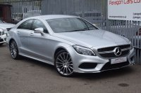 Mercedes-Benz CLS CLS220 Coupe 2.1d 177 SS AMG Line 7GT+
