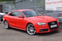 Audi A5 Coupe 2.0TDi 177 SS Black Edition MT8