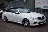 Mercedes-Benz E Class E250 Cabriolet 1.8 BluEff 204 SS Sport 7GT+