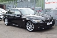 BMW 5 Series 520 Saloon 2.0d 184 SS M Sport St8