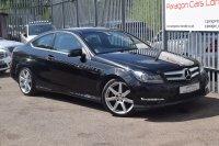 Mercedes-Benz C Class C220 Coupe 2.1CDi 170 SS AMG Sport Edition Premium Plus 7G-T+ Auto