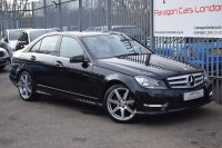 Mercedes-Benz C Class C250 Saloon 2.1CDi BluEff 204 SS AMG Sport 7G-T+ Auto